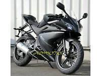 YAMAHA YZF R125 2009 LEARNER LEGAL MOTORBIKE