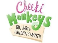 Cheeki Monkeys Baby and Childrens Markets