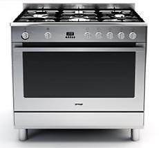 OMEGA FREESTANDING GAS/ELECTRIC COOKER Burleigh Heads Gold Coast South Preview