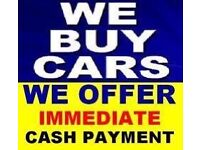 All cars and vans bought for cash, mot failures, scrap taxi tipper