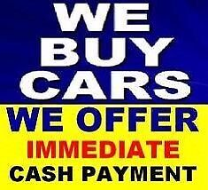 We buy your car best price garunteed same day cash on collection