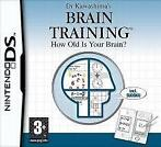 Dr. Kawashima's Brain Training - How old is your Brain (DS