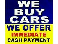 CASH WAITING FOR SCRAP CARS £50 <£250