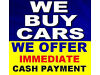 ANY OLD CARS VANS MOTORBIKES ANY CONDITION CALL US London