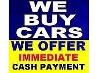 Wanted cash for cars scrapping my car sell my car today cash £50-£50000