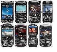 UNLOCKED BLACKBERRY TORCH CURVE BOLD ETC - BUY FROM A STORE!