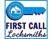 First call locksmith 24 hr service no call out fee