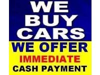 Scrap cars wanted cash waiting now