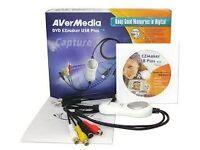 AVerMedia DVD EZMaker USB Plus.