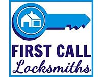 First call 24 hr locksmith no call out fee