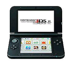 Looking for black 3ds xl
