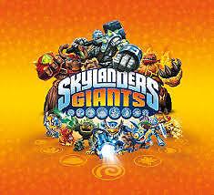 PS3 Skylanders Giants base set with 30+ Skylanders