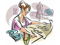 SEAMSTRESS - FOR ANY CLOTHING & CURTAINS ALTERATIONS