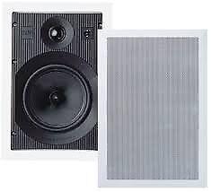 Bowers and Wilkins ( B&W) single in wall speaker