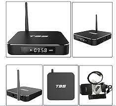 T95 Super Box Android + Professional Programming