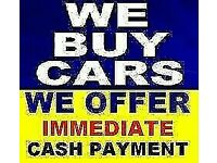 CARS AND VANS WANTED FOR CASH BEST PRICES PAID.. SELL MY CAR CASH FOR CARS