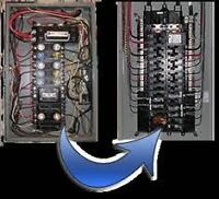Certified Electrician Time of Day(TOD) Meter.  ETS  401 4105