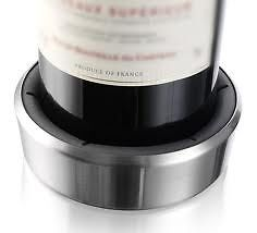 VacuVin Wine/Champagne Bottle Coaster - FREE SHIPPING!
