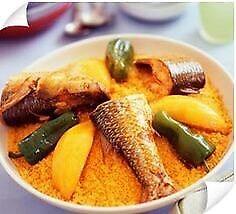 Couscous au poisson tunisien