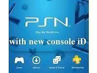 PS3 CID