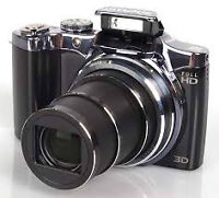 Olympus 16 MP Digital Camera, Wide-Angle 24x Optical Zoom 1080p