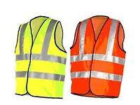 Various Fluorescent Jackets