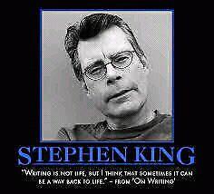 Stephen King Hardcover Novels