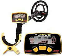 Metal Detector Garrett Ace 150  and Brand New pin pointer.