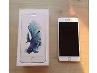 iphone 6 sliver 16gb (vodafone network goood condition )