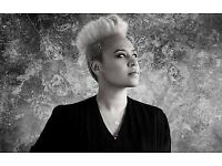 2 x Tickets Emile Sande Genting Arena Birmingham 25th October Block 2 Row P