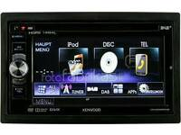 Kenwood Car Radio with DVD/CD Tuner/USB/Bluetooth/iPod/DAB+