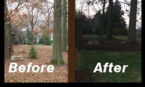 KAWARTHA CREATIONS; Eaves trough cleaning & Fall Clean-up Peterborough Peterborough Area image 6