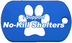 I Support No-Kill Shelters