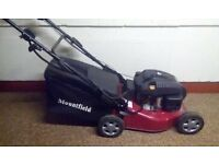 MOUNTFIELD S 461 R PD/ES 46cm LAWN MOWER.ELECTRIC START SELF-PROPELLED PETROL.1600cc...