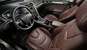 2016 ford fusion luxury package