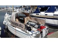 Sailing Boat - Trailer Sailer (Complete package with many extras). Trailer by separate agreement.