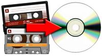 Transfer your Audio LPs, Tapes to CD or USB Drive from $10