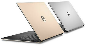 2017 XPS 13 9360 7th Gen i7  8GB 256 QHD TOUCH ROSE GOLD