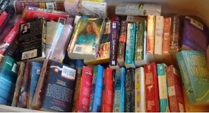 Tons of Books!