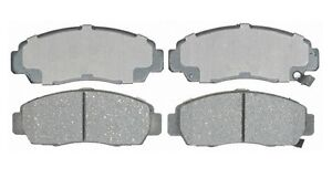 Acura TL TSX and Honda Accord Front Brake Pads & Rotors SET