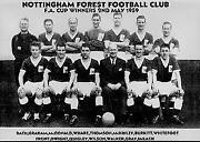 Nottingham Forest Team Photo