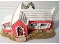 Lilliput Lane - Bermuda Cottage - Extremely Rare