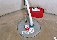 Sump pump, battery backup systems barrie and surrounding areas