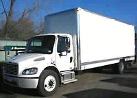 January special 20 ft truck 2  Movers $60 an hour