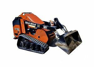 2013 SK755 Ditch Witch - Excellent Condition *DIESEL*
