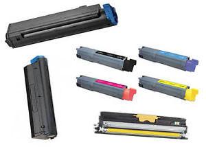 New Compatible Okidata Toner Cartridge