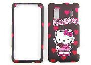 HTC EVO 4G Phone Hello Kitty Case