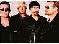 RED ZONE tickets U2 twickenham 9TH JULY