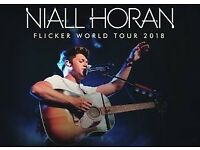 Niall Horan Flicker tour 2x seated tickets 3ARENA Dublin