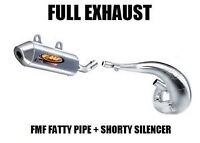 LOOKING FOR YZ 125 FMF 2 stroke Exhaust and Shorty Levers!!!